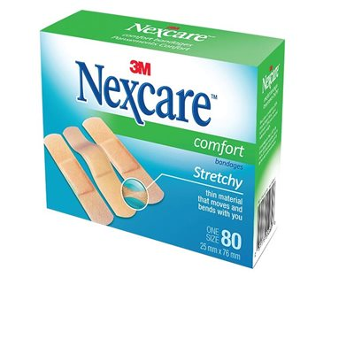 Nexcare™ comfort bandages