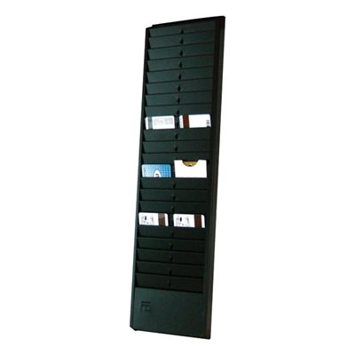 Wall file for Magnetic Time Cards