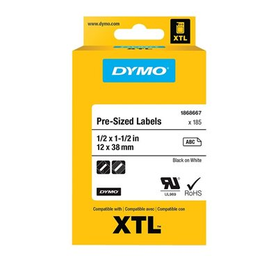 Labels for XTL™ Labellers