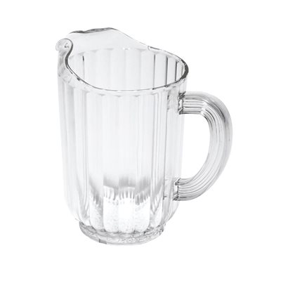 Bouncer® Clear Pitcher