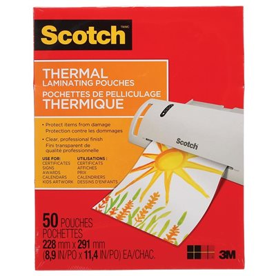 Scotch™ Thermal Laminating Pouch