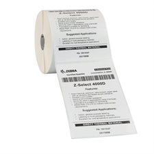 Z-Select® 4000D Thermal Labels