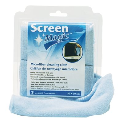 Screen Magic Microfiber Towel